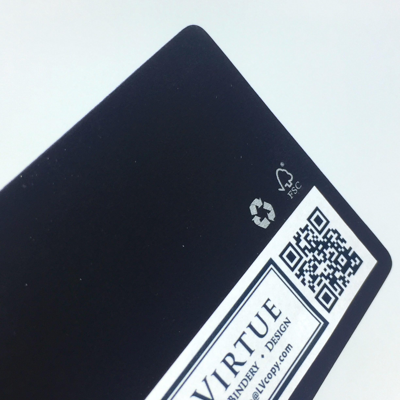特殊名片紙質樣板 Special Card Paper Samples