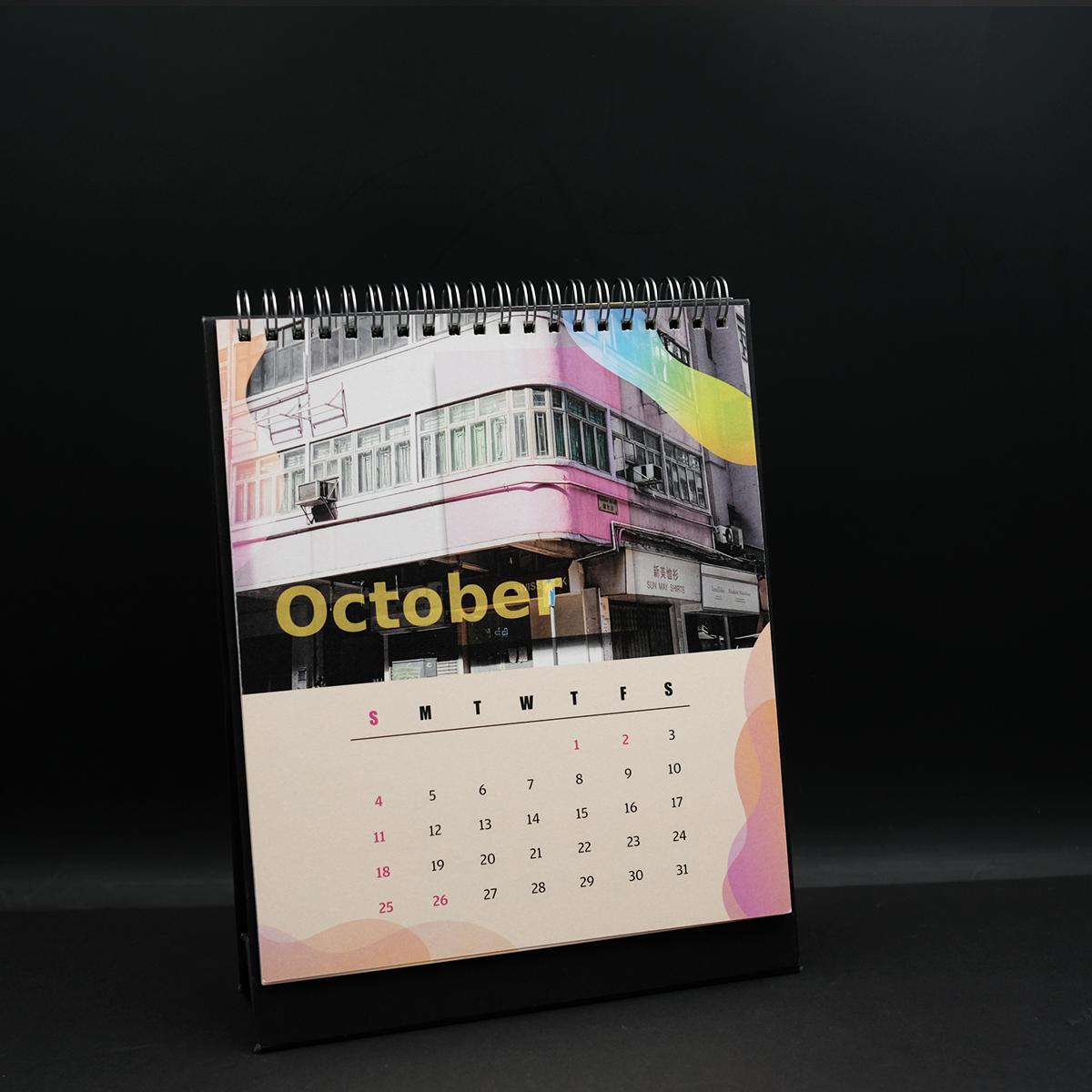 Calendars 月曆